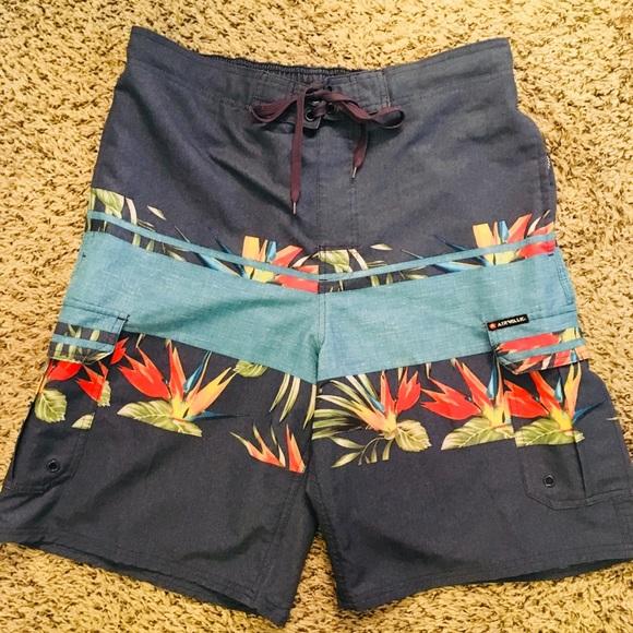 b8865cf634 Airwalk Swim | Vintage Shorts | Poshmark
